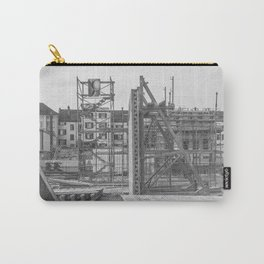 Construction site in the city Carry-All Pouch