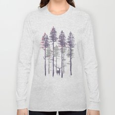 The trance of a deer Long Sleeve T-shirt