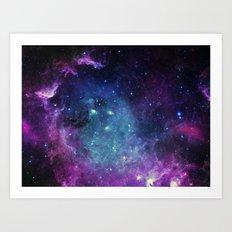 Starfield Art Print