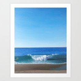 Pacific Opus Art Print