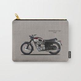 The 68 Bonneville Carry-All Pouch