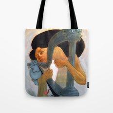A Musician Tote Bag