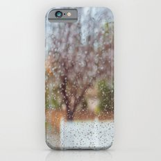 Fence in the Rain iPhone 6s Slim Case