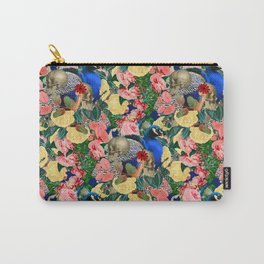 Eternal Peacock Carry-All Pouch