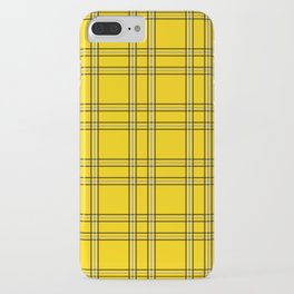 Clueless Plaid iPhone Case