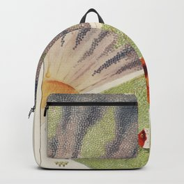 Great Barrier Reef Anemones Backpack