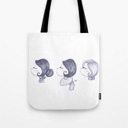 Snobs Tote Bag