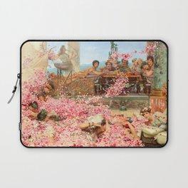 The Roses of Heliogabalus by Sir Lawrence Alma-Tadema Laptop Sleeve