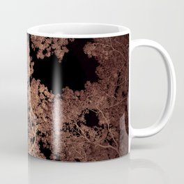 Trees, night view Coffee Mug
