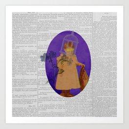 Correntes (Chains) Art Print