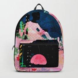 island night Backpack