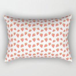 La Fraise Rectangular Pillow