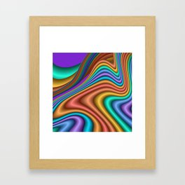 swing and energy for your home -32- Framed Art Print