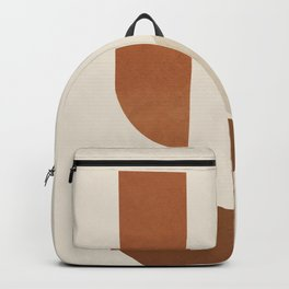 Abstract Minimal Art 09 Backpack