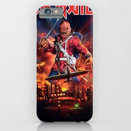 iron maiden album 2021 katrin15 iPhone Case