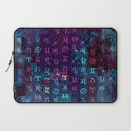 zodiac pattern Laptop Sleeve