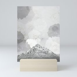 Rosie's mountain Mini Art Print