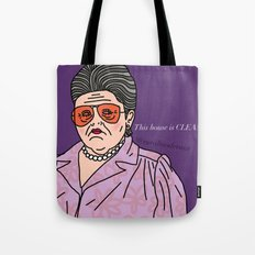 Female Trouble Series: Tangina from Poltergeist Tote Bag