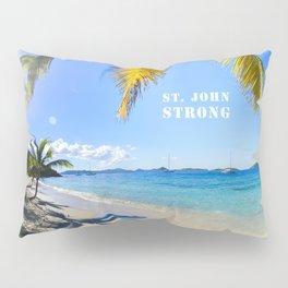 St. John Strong Pillow Sham