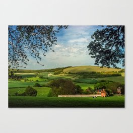 North Wessex Downs Canvas Print