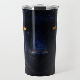 THE BLACK PANTHER Travel Mug