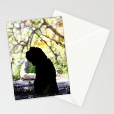 I'll be here when you return  Stationery Cards