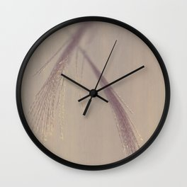 from the field Wall Clock