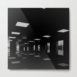 The Dark Lights. Metal Print