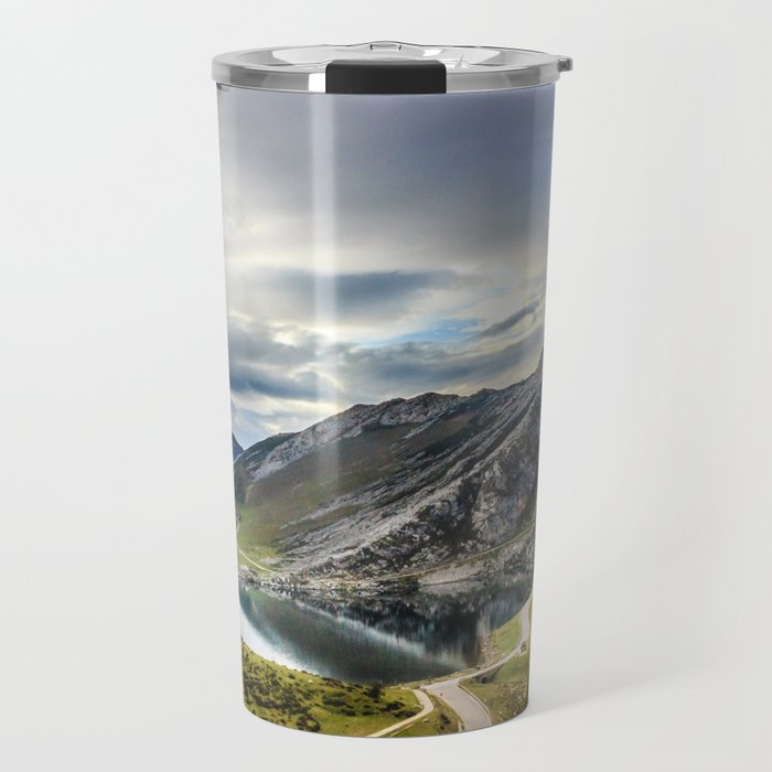 Enol, the Lakes of Covadonga Travel Mug