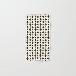 Vintage Jewels - Black Hand & Bath Towel