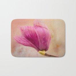 Pink Spring Treasure Bath Mat