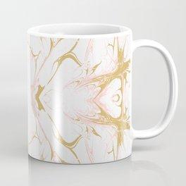 Pink mosaic marble Coffee Mug
