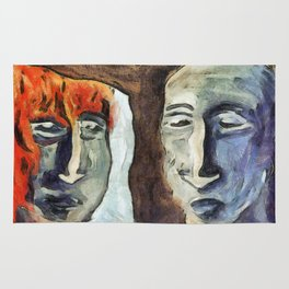 Mirroring - Retrospect Rug