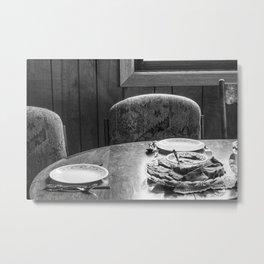 Hoffman Farm, Streeter, ND Metal Print