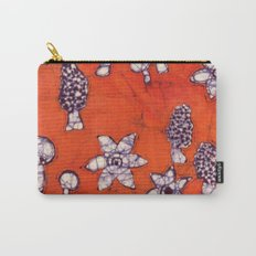 mushroom batik Carry-All Pouch