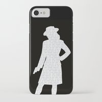 agent carter iPhone & iPod Cases featuring Agent Carter by Kaitlin Andesign