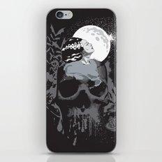 The Bride iPhone & iPod Skin