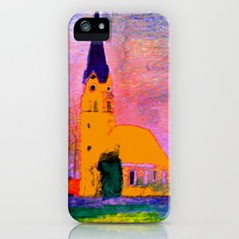 Kleine Kapelle iPhone Case