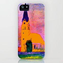 Kleine Kapelle iPhone Case