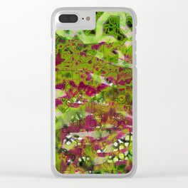 Zoom Too Clear iPhone Case