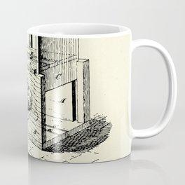 Cage Trap-1870 Coffee Mug