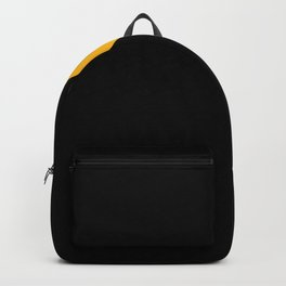 yellow point Backpack