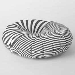 Optical Game 8 Floor Pillow
