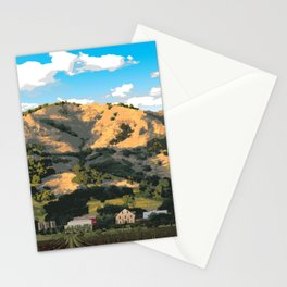 Regusci Winery - Napa Valley Stationery Cards
