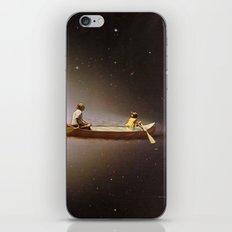 Row iPhone & iPod Skin