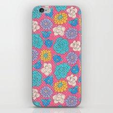 RocoFlowers (strawberry) iPhone Skin
