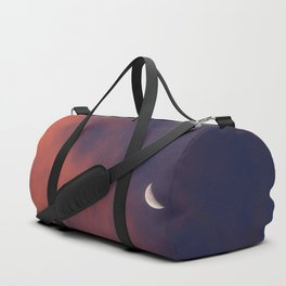Hide and Go Find Moon Duffle Bag