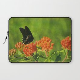 Asclepias tuberosa  (Butterfly Weed) Laptop Sleeve