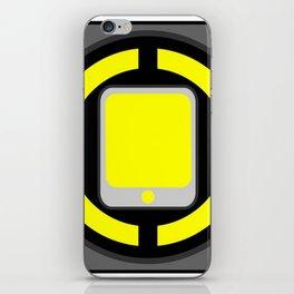 Mobile Gamer iPhone Skin