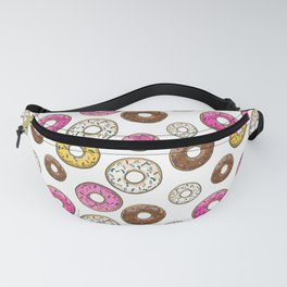 Abs Are Cool But Have You Tried Donuts - Light Fanny Pack